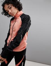 Technical Running Jacket With Reflective Detail