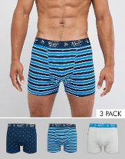 3 pack trunk