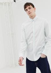 Oxford Shirt With Button Down Collar