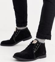 Suede Legal Boot