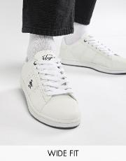 Wide Fit Stedaman Trainers