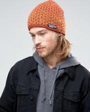 beatrice beanie in red
