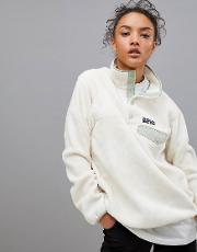 synch snap t pullover