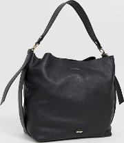 Real Leather Slouch Bag