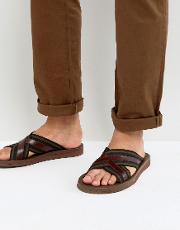 pin cross over sandals