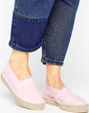 Haila Blush Stacked Espadrilles