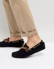 moccasin drivers  blue suede
