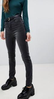 Skinny Jeans High Rise