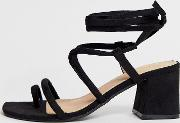 Strappy Mid Sandals