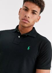 Earth Recycled Polyester Polo Shirt