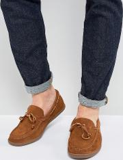 kalworth suede driver shoes