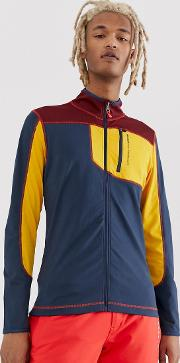 Baltimore Full Zip Top