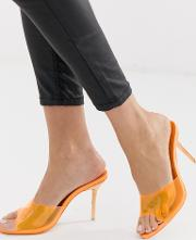 Hook Clear Mules