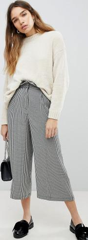 dog tooth trouser