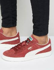 Suede Classic Trainers 35263475