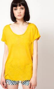 rag &  jean t shirt classic with pocket