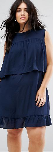Frilled Layer Dress