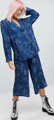 Astrology Trousers Co Ord