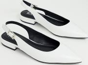 Exclusive Revel Sling Back Flat Shoes