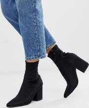 Kinley Pull On Sock Boots