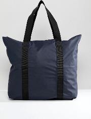 1224 tote bag in navy