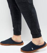jaque scuff slippers