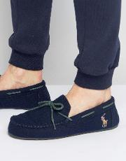 rustle moccasin slippers