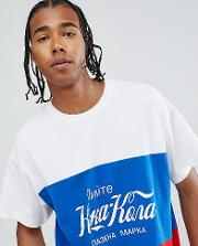 inspired coca cola russia t shirt