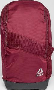 training active enhanced 24l backpack  red cz9800