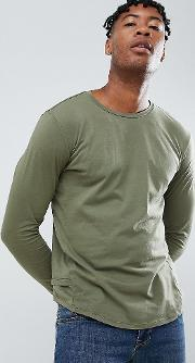 Tall Muscle Fit Long Sleeve