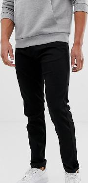 Anbass Stretch Slim Jeans