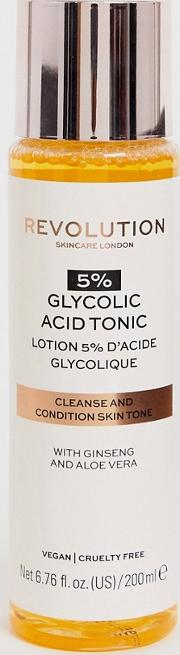 Skincare 5 Glycolic Acid Toner 200ml