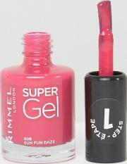 rimmel super gel nail polish pastels & brights