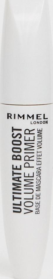 Rimmel Ultimate Volume Boost Lash Primer 12ml