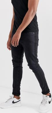 Skinny Jeans With Taping