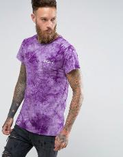 Of 66 Oversized T Shirt In Tie Dye