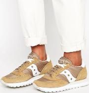 jazz original trainers  sand