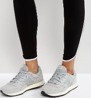 Knit Trainers  Grey