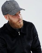 porter baseball cap in wool mix