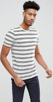 t shirt with stripe