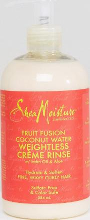 Fruit Fusion Coconut Water Weightless Cream Rinse Conditioner