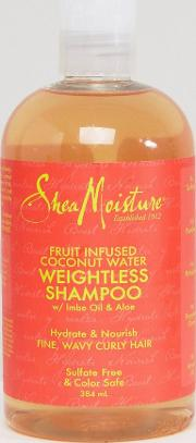 Fruit Fusion Coconut Water Weightless Shampoo
