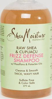 Raw  & Cupuacu Frizz Defense Shampoo