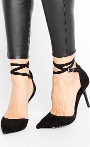 Tie Ankle Court