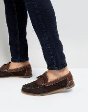 Boat Shoes Suede