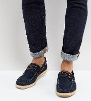 Wide Fit Boat Shoes