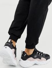 D'lites 3.0 Zenway Chunky Trainer And Pink