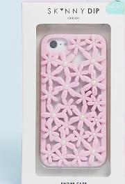 Daisy Floral Iphone Case For Plus