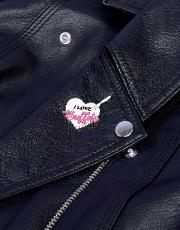 Love Buffets Badge Pin