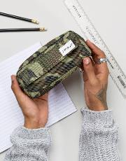 Pencil Case In Camo